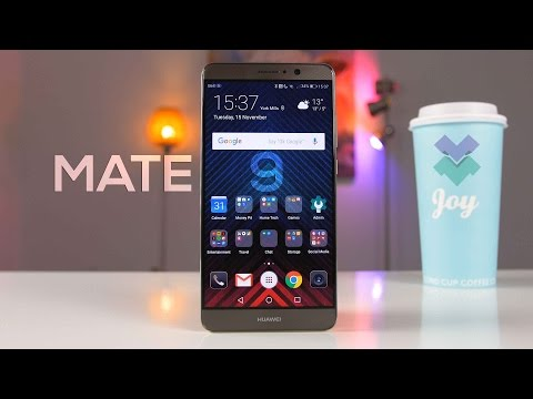 Huawei Mate 9 Review: The Best Big Phone Around?
