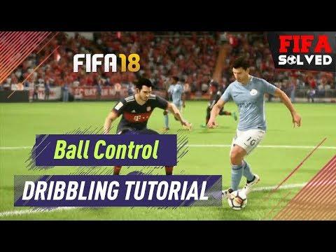 FIFA 18 Close Ball Control (Dribbling Tutorial)