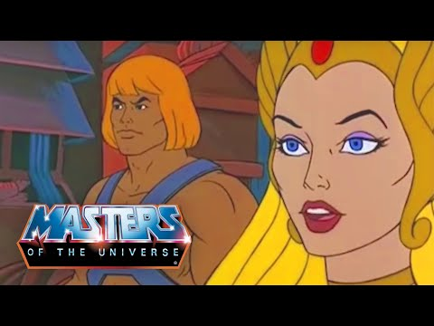 He Man Official | He-Man and She-Ra: The Secret of the Sword | FULL MOVIE UNCUT | Cartoons for Kids thumbnail