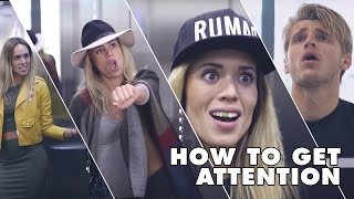 HOW TO GET ATTENTION | Twan Kuyper