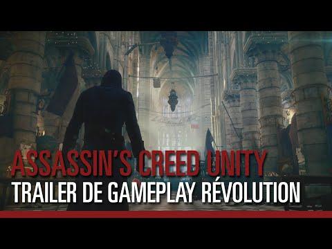 Assassin's Creed Unity - Trailer de Gameplay