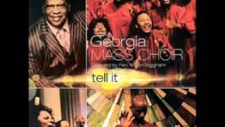 Watch Georgia Mass Choir He