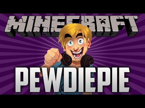 Minecraft Pixel Art: PewDiePie (Speed Build)