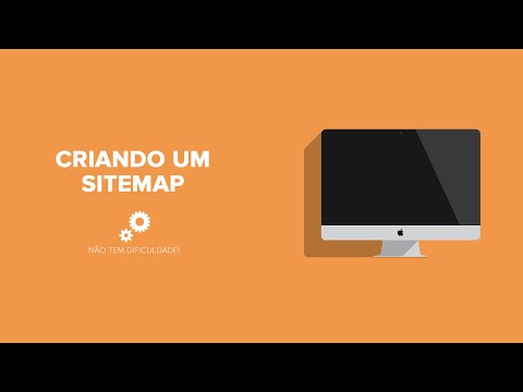 Criando um Sitemap