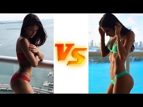 Yovanna Ventura VS Jen Selter