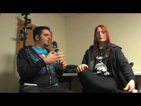ARCH ENEMY Michael Amott Interview 2010 on Metal Injection