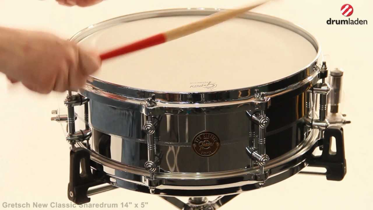 Gretsch New Classic Limited Edition Gretsch New Classic Snaredrum