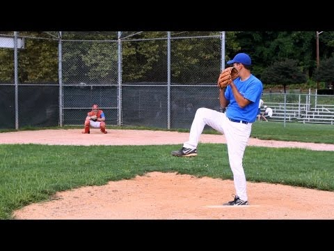 How to Pitch a Baseball | Baseball Pitching