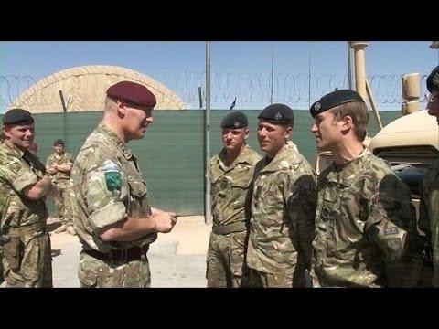 Lt Gen Lorimer Positive About Future of Afghanistan 20.06.14