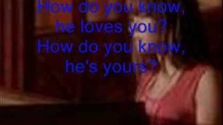 Watch Demi Lovato How Does She Know video