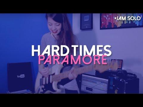 Juliana Vieira - Hard Times (Paramore)