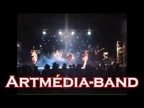 Artm�dia band - �s uma Bomba (Oliveira do Douro)