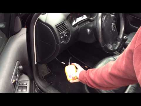 DIY: 03 VW Jetta Shake Shudder Bad Coil Pack P0301