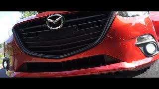 Adding Fog Lights to my Mazda3 for Under $100 - Easier Than I Thought