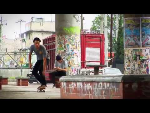 Emerica Wild In The Streets Mexico City