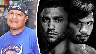 ROBERT GARCIA: Mikey Garcia FIGHTS Pacquiao or Lomachenko NEXT!