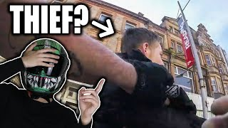 BIKE THIEF CAUGHT | COOL & ANGRY COPS vs BIKERS 2020 | [Episode 178]