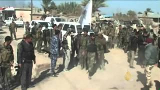 ممارسات المسلحين الإيزيديين ضد سكان قرى عربية