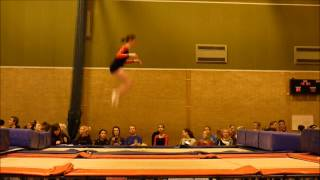 Loughborough 2013 Trampolining Routines