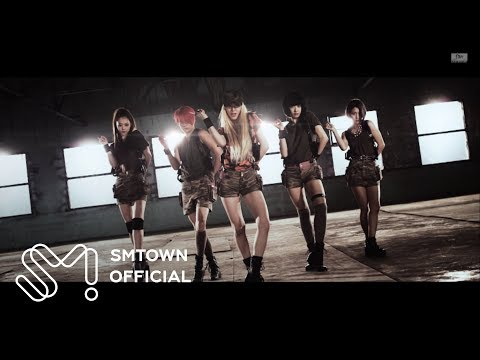 에프엑스 red Light music Video video