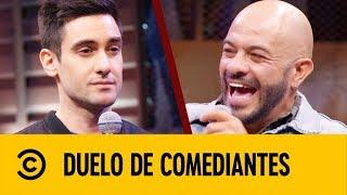 Eduardo Talavera VS Luke Jonathan | Duelo De Comediantes | Comedy Central LA