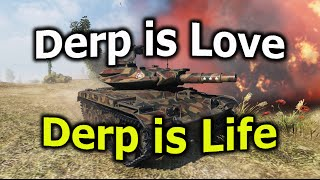 World of Tanks: For Your Amusement #2 - T49 Derp Compilation