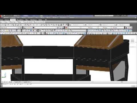 Mueble estudio de Grabación