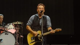 Prove It All Night with 78' intro- Springsteen - Jobing.com Arena Glendale, AZ - Dec 6, 2012