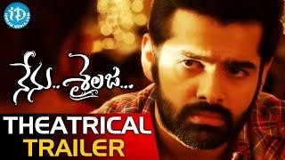 Nenu Sailaja Theatrical Trailer - Ram Pothineni || Keerthy Suresh || Devi Sri Prasad