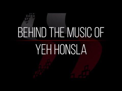 'Yeh Honsla' - Salim Sulaiman | Behind The Music