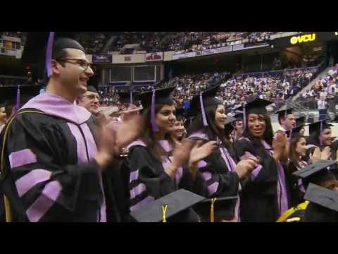 VCU May Commencement 2013