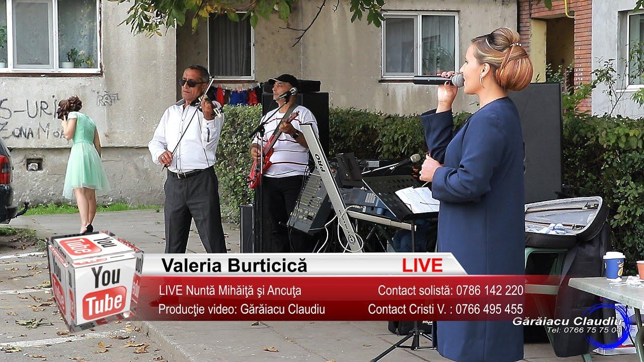 Valeria Burticica | LIVE HORA Obiceiuri, Muzica de Petrecere | Nunta Mihaita si Ancuta
