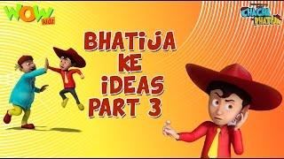 Download Bhatija ka idea Part 03 -Chacha Bhatija- Funny Videos and Compilations - 3D Animation Cartoon 3Gp Mp4