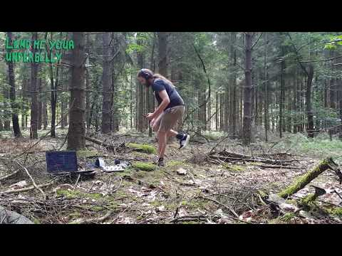 Lend me your underbelly - Drum improvisation in the forest