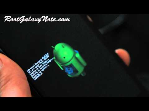 How to Backup/Restore ROM on Rooted Galaxy Note!
