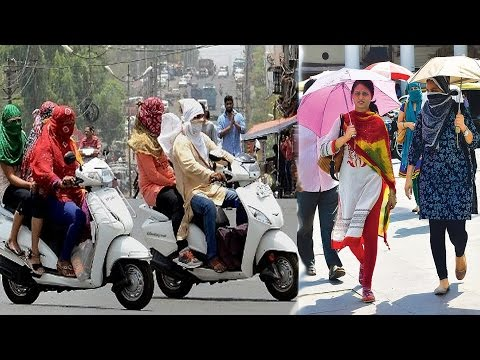 Orange Alert in Ahmedabad As Temperature Rises to 44° Celsius  || Sandesh News