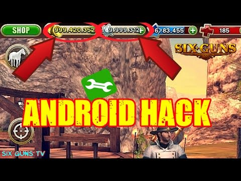 Six Guns 2.9.0 Android Hack - Root Required