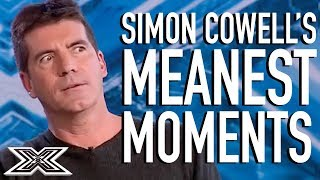 download lagu *warning* Simon Cowell's Meanest Moments On The X Factor gratis