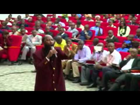 Congo Brazzaville Conference Part 1 - Prophet Dr. Owuor