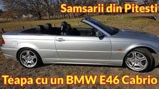 Cumparam un BMW E46 Cabrio de la pitesti cu 700 Euro