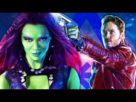 CHRIS PRATT, ZOE SALDANA and VIN DIESEL on Guardians of the Galaxy - Nerdist Special Report
