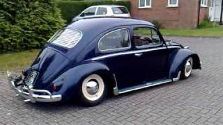 Wow! Classic Lowered VW 2