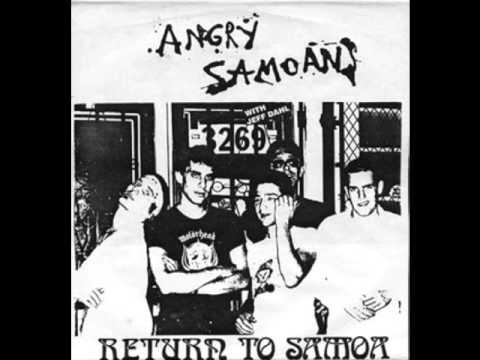 Angry Samoans - Matchstick Men
