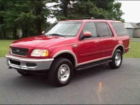 2003 Ford Expedition Eddie Bauer >> 1997 Ford Expedition Eddie Bauer - YouTube