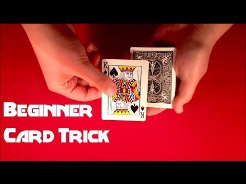 Very Cool Magic Card Tricks For Beginners