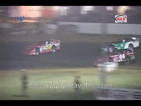 2009 Ice Breaker-Brownstown Speedway-Lucas Oil Late Models