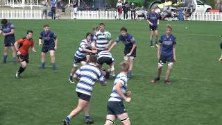 Nudgee College 2nd XV Undefeated Premiers Highlights