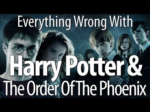 Everything Wrong With Harry Potter And The Order Of The Phoenix video