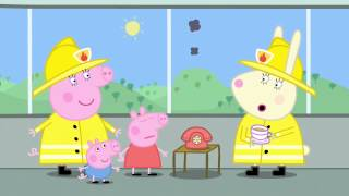Peppa Pig - Fire Engine (Season 1, Episode 4) - English
