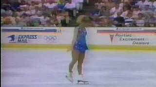 Tonya Harding - 1990 U.S. Olympic Festival, Figure Skating, Ladies